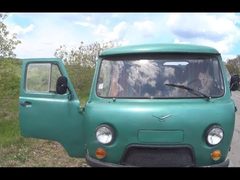 I buy an old UAZ tadpole, I'm afraid I won't get home. The motor is constantly boiling