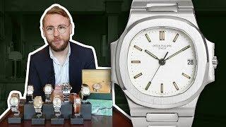 115596006 Patek Philippe Nautilus 3800, Rolex Sea-Dweller 1665 - This Week's Watches  ...
