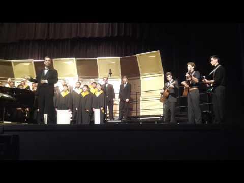 We Shall Overcome- RHS Baritone Choir