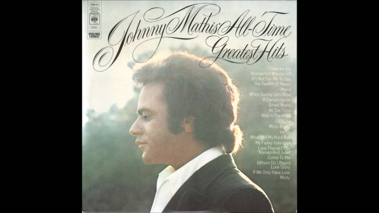 Johnny Mathis Oldies but Goodies Songs - Johnny Mathis ... |Johnny Mathis Greatest Hits Youtube