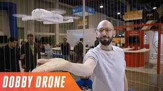 Dobby 4K drone hands-on