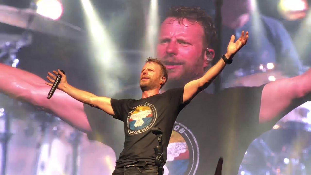 dierks bentley: what was i thinking / sideways (charlotte 8.10.18