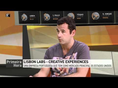Empreendedores - Lisbon Labs - Creative Experiences