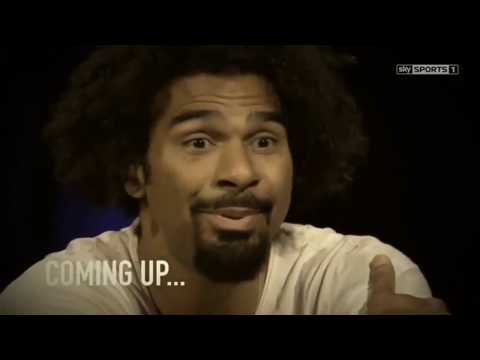 NEW THE GLOVES ARE OFF DAVID HAYE VS TONY BELLEW