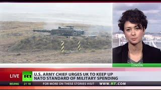 US attacks UK defence cuts - calls for