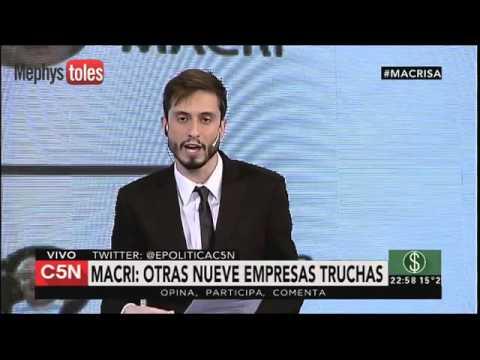 Las Nuevas 9 Empresas  Offshore de Mauricio Macri