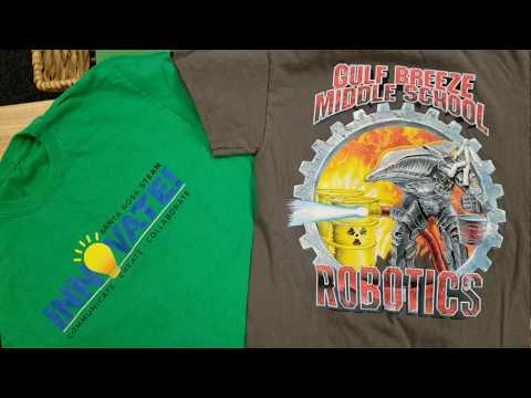 Manufacture Your Future: Gulf Breeze Middle School