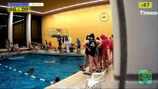 UWR Champions Cup Berlin 2016 - Game 42 ---------- Molde UVK vs Orcas