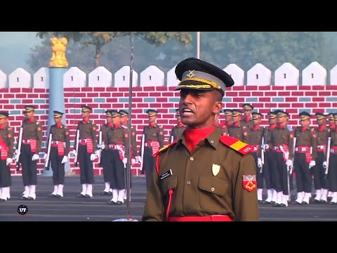 Officers Training Academy Gaya Passing Out Parade Dec 9,2017