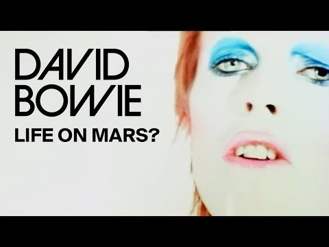 David Bowie – Life On Mars?