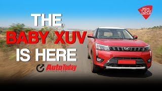 Mahindra XUV300 First Drive Review | Auto Today