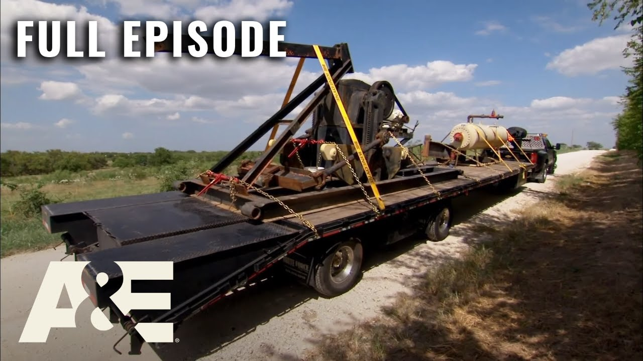Download Shipping Wars: Full Episode - Drilling & Probing (Season 5, Episode 9)   A&E