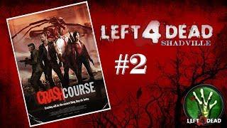 Left 4 Dead Прохождение игры #2: Роковой полет