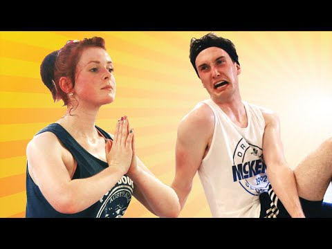 Irish People Try Hot Yoga For The First Time