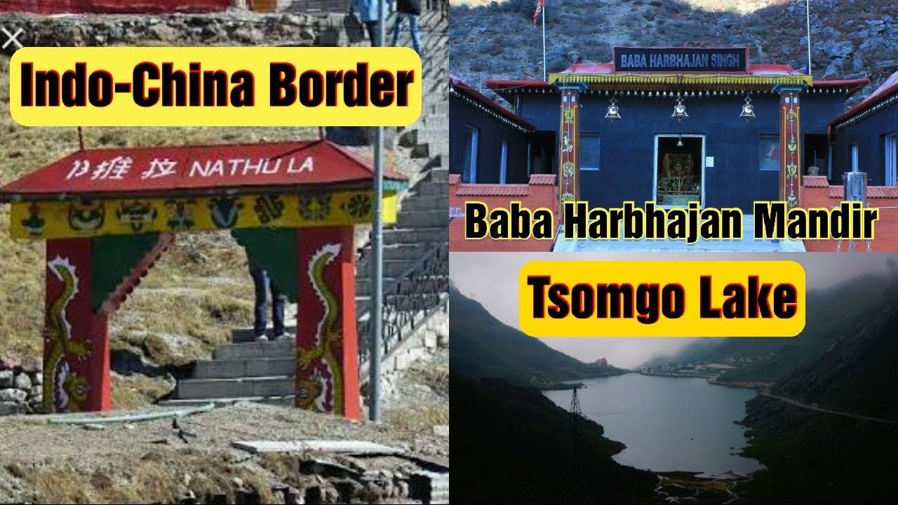 Sikkim || India-China Border || Nathula Pass || Tsomgo Lake || Baba Harbhajan Mandir || Silk Route |