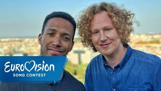 "Cesár Sampson und Michael Schulte im Duett: ""Nobody But You"" 