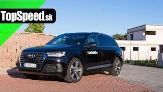Test Audi Q7 3.0 V6 TDI TopSpeed.sk