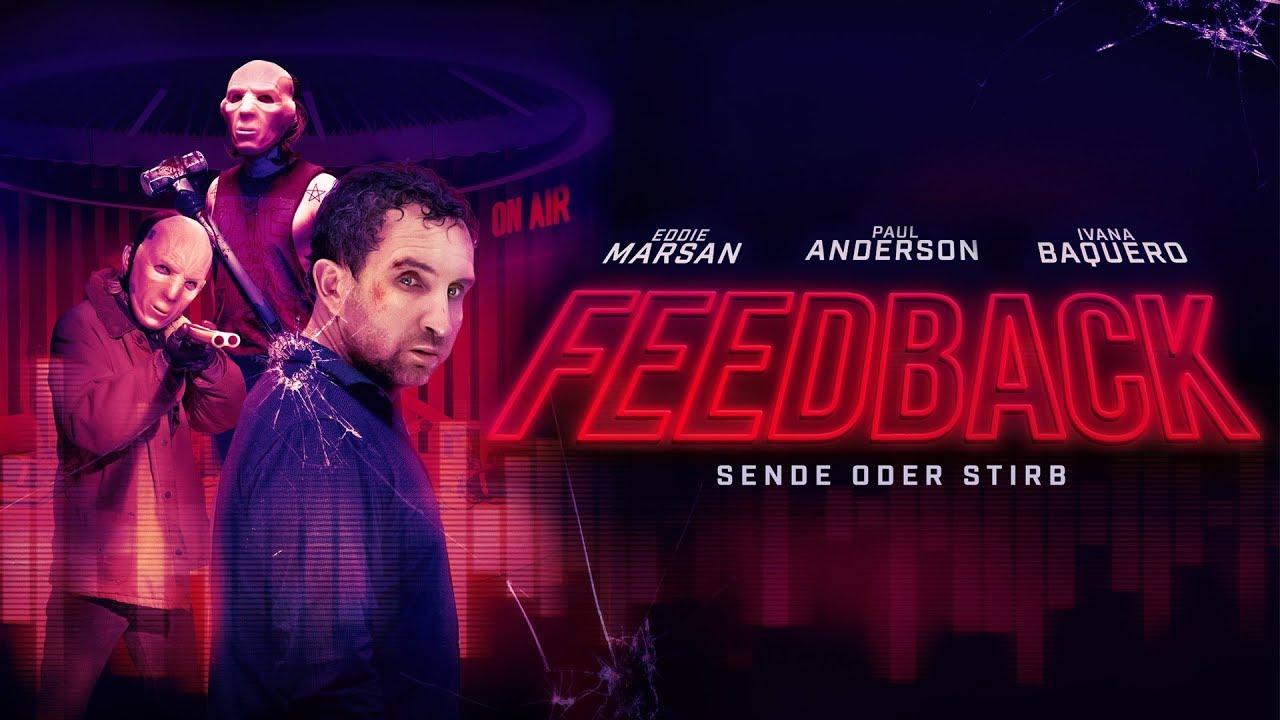 FEEDBACK - Sende oder stirb   Trailer deutsch german HD   Psychothriller