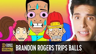 Brandon Rogers Learned His True Purpose While on Shrooms - Tales From the Trip