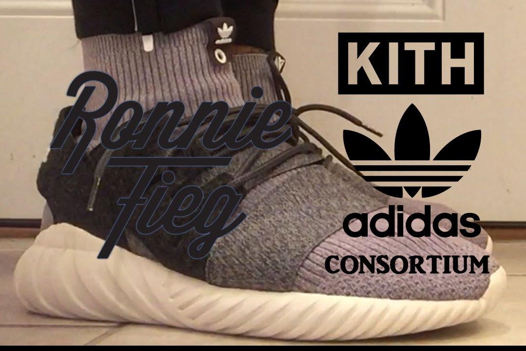 Kith / Adidas Ronnie Fieg x Adidas / Tubular Doom b89aae