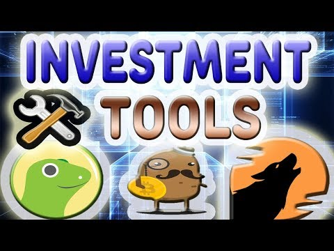 Cryptocurrency Investment Tools - Follow Your Favourite Coins Using THESE Resources!