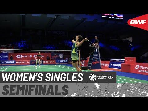 DANISA Denmark Open 2020 | Day 5: Yvonne Li (GER) vs Carolina Marin (ESP) [3]