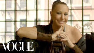 Donna Karan on Her Life in Fashion | Vogue Voices