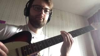 RADIOHEAD ILL WIND Guitar Cover