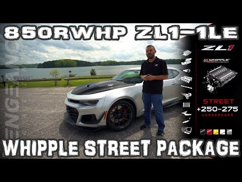 Vengeance Racing (850rwhp) Whipple Street ZL1-1LE Package