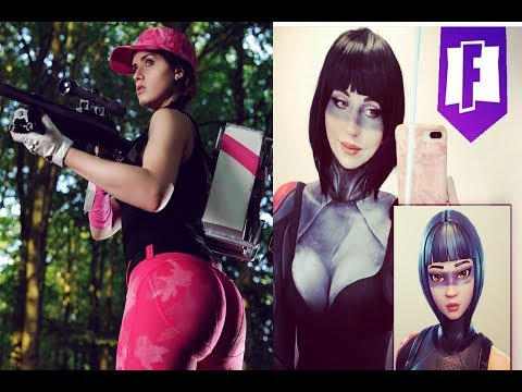 Top Sexy Fortnite cosplays