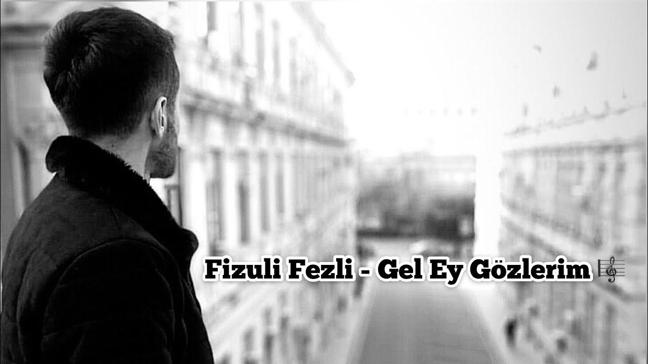 Gel Ey Gözlerim - Fizuli Fezli (İntizarım - Animasiyon Klip 2021) @Rufan Music