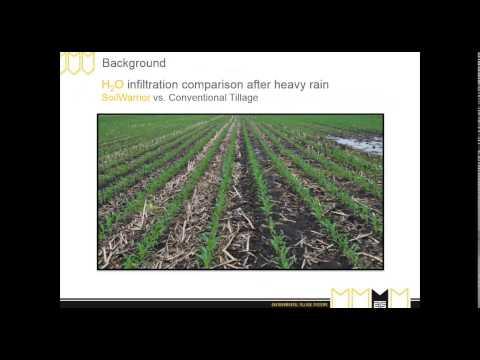 Strip tillage to improve nutrient management and economics (full webinar recording)