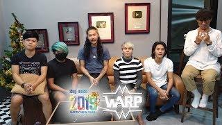 WARP Sing Music  อวยพร ปีใหม่ 2562