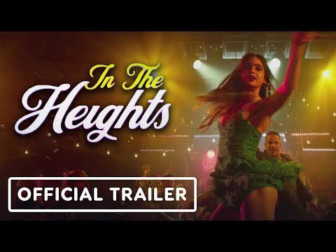"Jeff Stevens - ""In The Heights"" Trailer Drops"