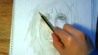 How to Draw Loreen Eurovision 2013 Sweden