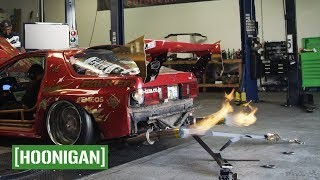 [HOONIGAN] Unprofessionals Unseasoned EP2: Spittin Flames on the Dyno - Twerkstallion gets Tuned