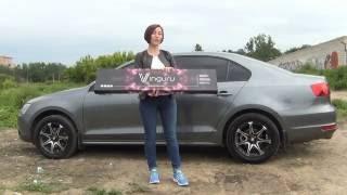 Дефлектор автомобильный Вингуру. Как наклеить дефлекторы окон на машину vw (фольксваген) jetta