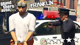 FRANKLIN becomes a COP (GTA 5 Mods)