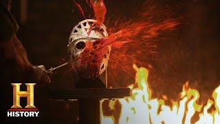 Forged in Fire: Slasher Blade Tests (Season 5) | History