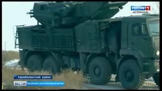 """На полигоне """"Ашулук"""" опробовали новую военную технику"""