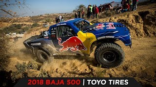 2018 BAJA 500 | TOYO TIRES [4K]