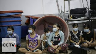 Asia Human Trafficking: Thailand hotspot for slave trade