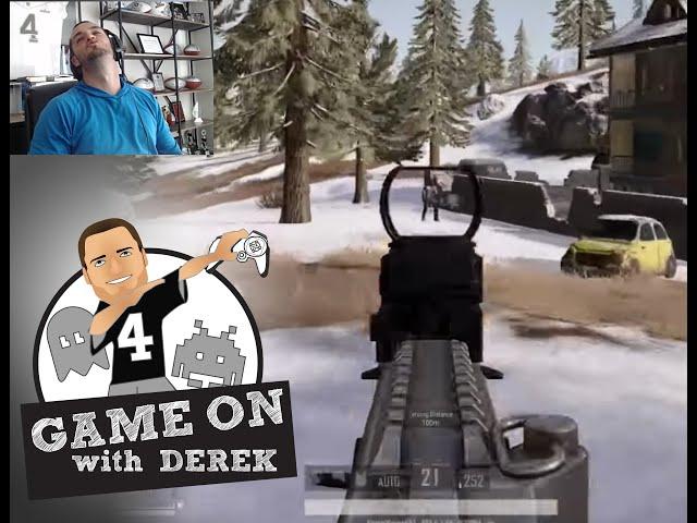PUBG DO WE WIN | Episode 16| Derek Carr