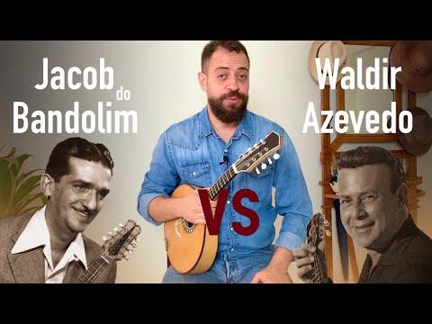 RIVALIDADE? - Jacob do Bandolim vs Waldir Azevedo