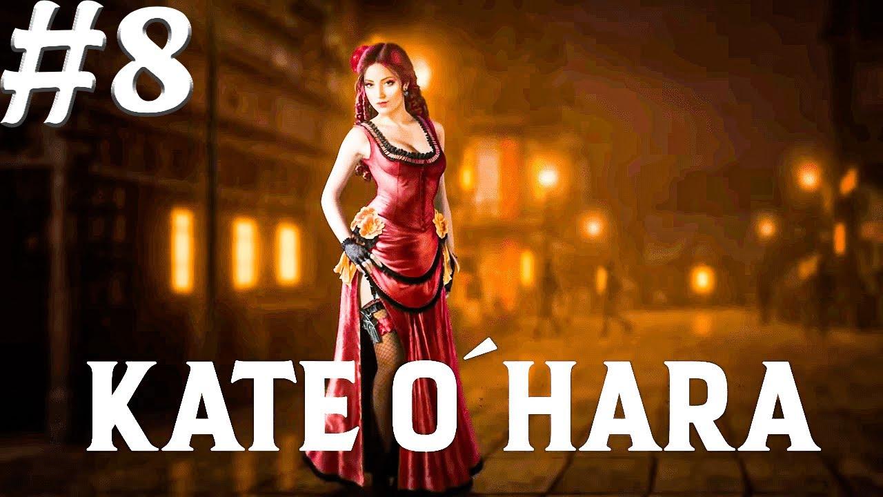 Desperados Iii Gameplay 8 Kate O Hara Reddman Youtube
