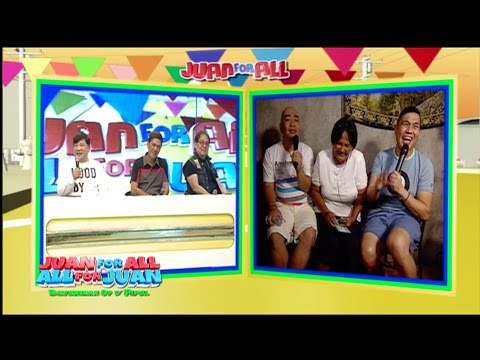 Juan For All, All For Juan Sugod Bahay | February 22, 2017
