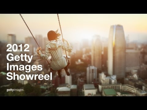 2012 Getty Images Showreel