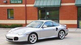 Davis AutoSports Porsche 911 Turbo For Sale