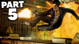SLEEPING DOGS Gameplay Walkthrough Part 5 - MAX PAYNE COMBAT ???