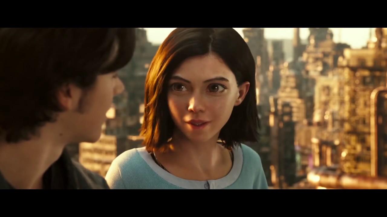 Download Alita: Battle Angel Trailer #2   Jennifer Connelly, Eiza González, Rosa Salazar